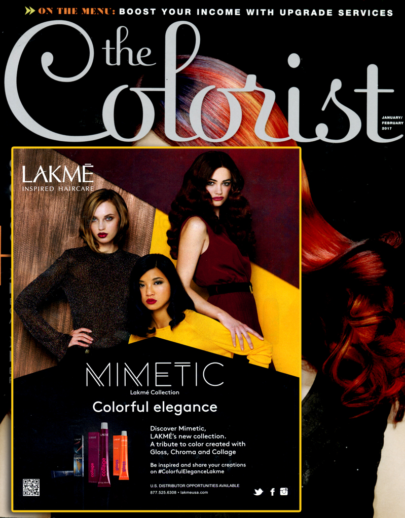 Mimetic The Colorist Jan/Feb 2017