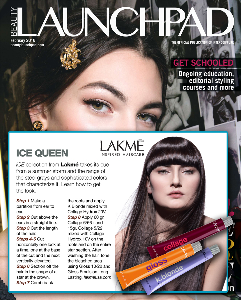 LAKME Ice Queen - LP