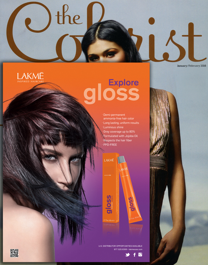 LAKME Gloss - The Colorist