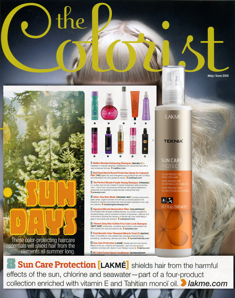LAKME Sun Care in The Colorist