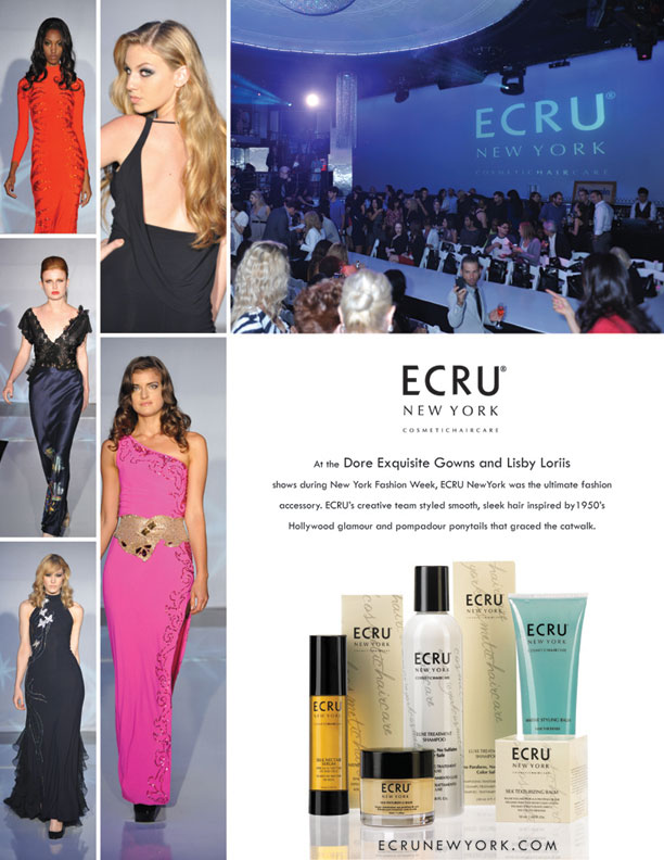 """ECRU New York: The Ultimate Fashion Accessory"""