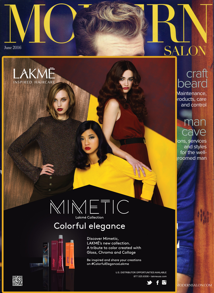 LAKME Mimetic - June Modern Salon
