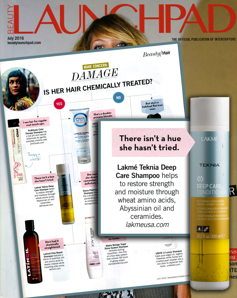 LAKME - July Launchpad
