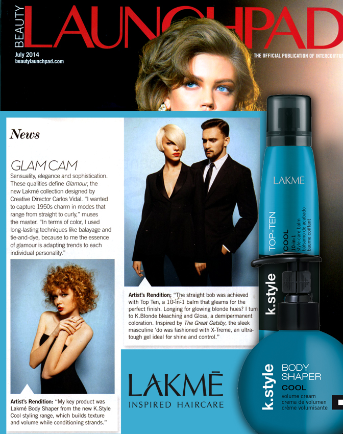 LAKME Glamour & K-Style Cool in Launchpad