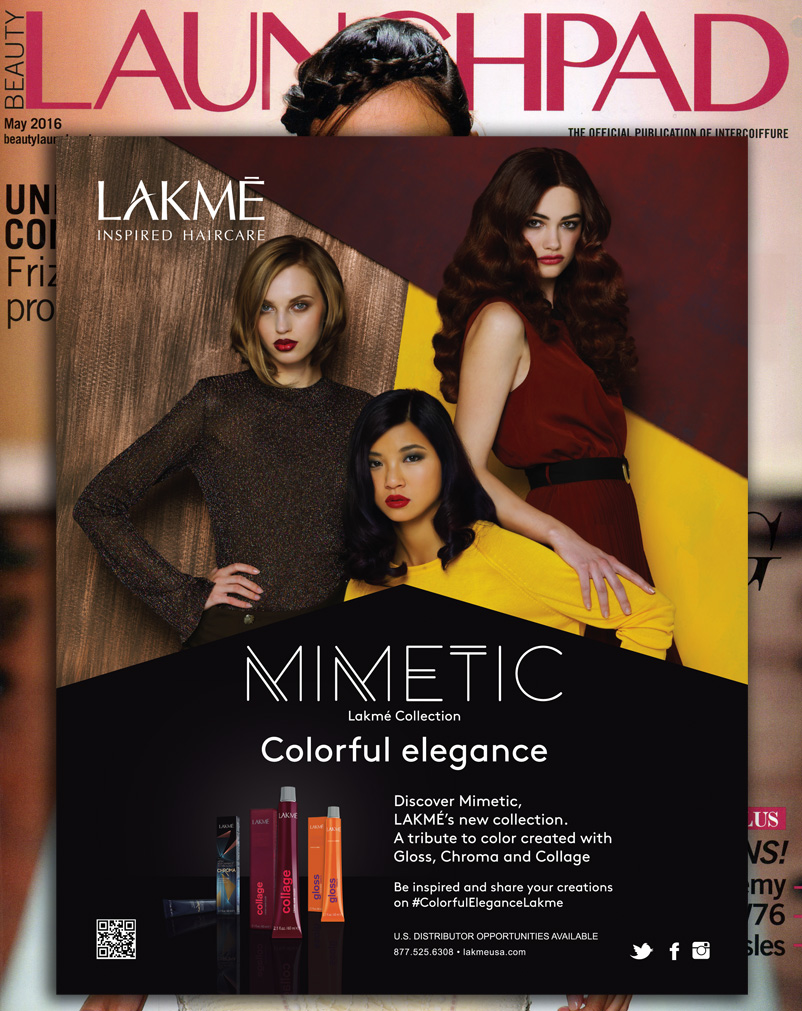 LAKME Mimetic in Launchpad