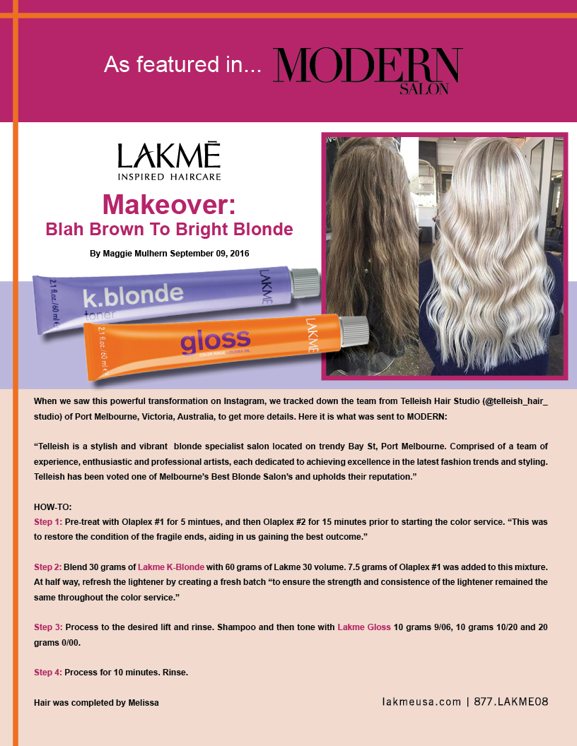 LAKME - Sept Modern Salon