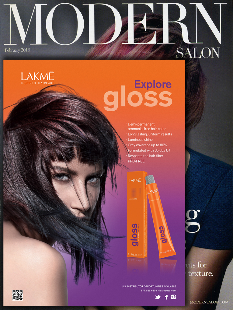 LAKME - Gloss - Modern Salon